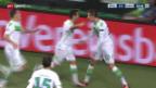 Video «Fussball: CL 2015/16, Gruppenphase, Wolfsburg – Manchester United, Live-Highlights» abspielen