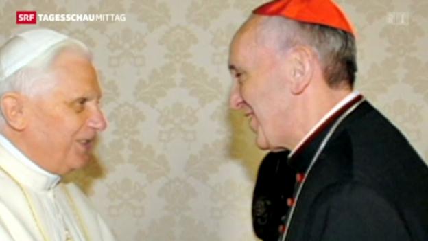 Video «Der neue Papst – ein Porträt» abspielen