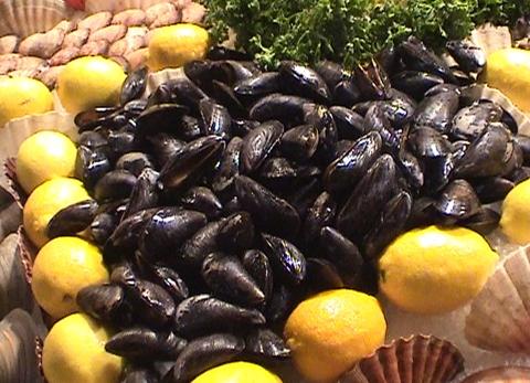Muscheln im Test: Harte Schale - wenig Kern
