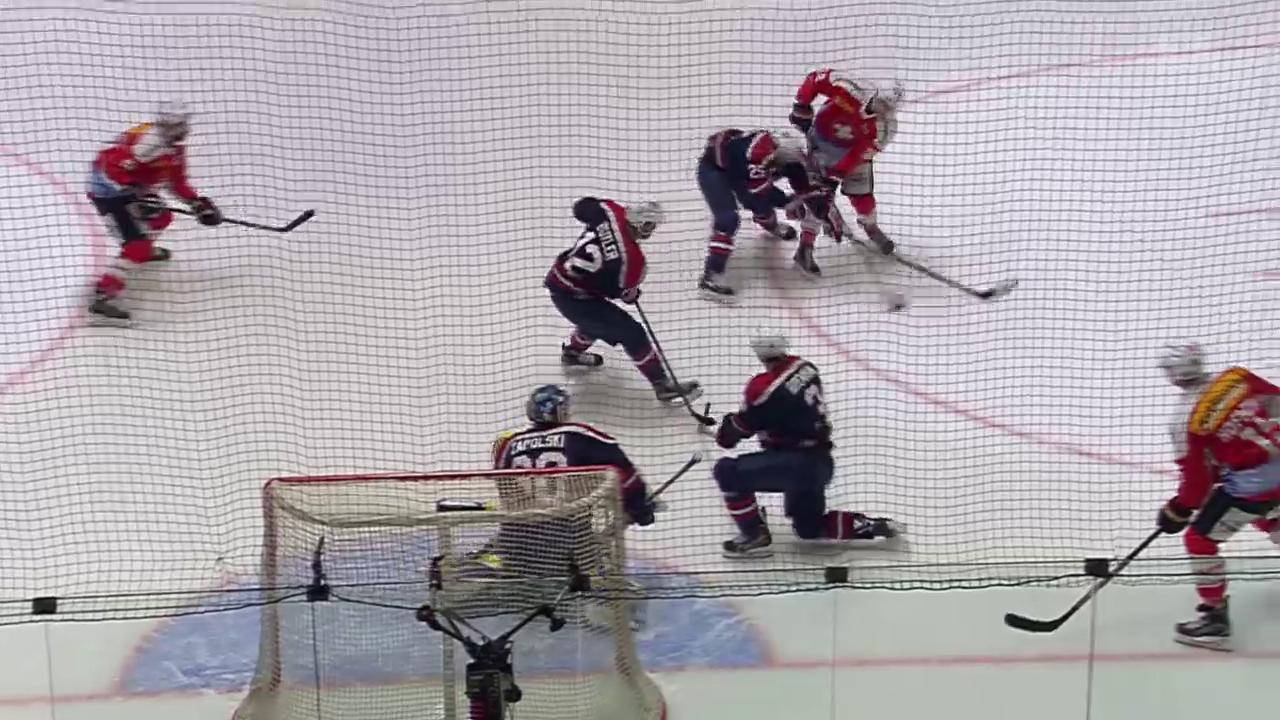 Eishockey: Deutschland Cup, Schweiz - USA