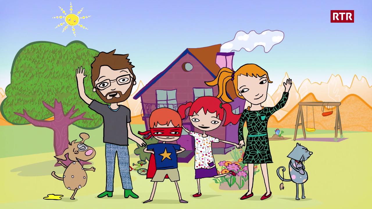 Episoda 1: La famiglia Babulin - Surmiran