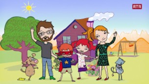 Laschar ir video «Episoda 1: La famiglia Babulin - Surmiran»