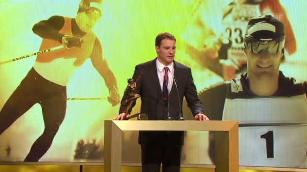 Video ««Sports Awards» Dario Cologna ist Sportler des Jahres» abspielen