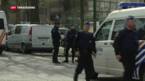 Video «Weiterer Verdächtiger in Brüssel verhaftet» abspielen