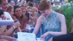 Video «Filmfestival Venedig: Die Stars trudeln ein» abspielen