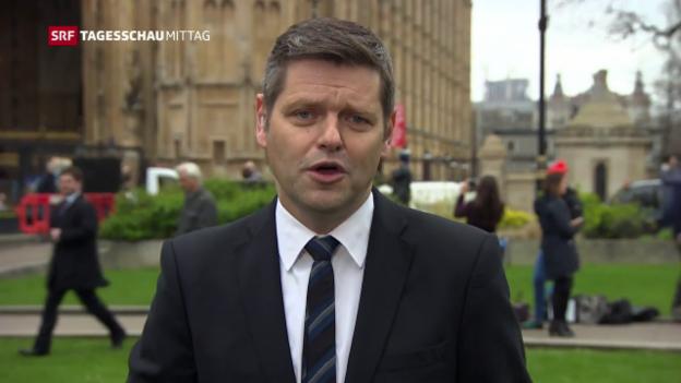 Video ««Brexit ist eine Mammutaufgabe»» abspielen
