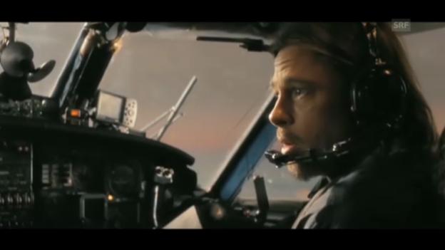 Video «Offizieller Trailer von «World War Z»» abspielen