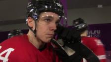 Video «Eishockey: Interview mit Reto Suri (sotschi direkt, 18.02.2014)» abspielen