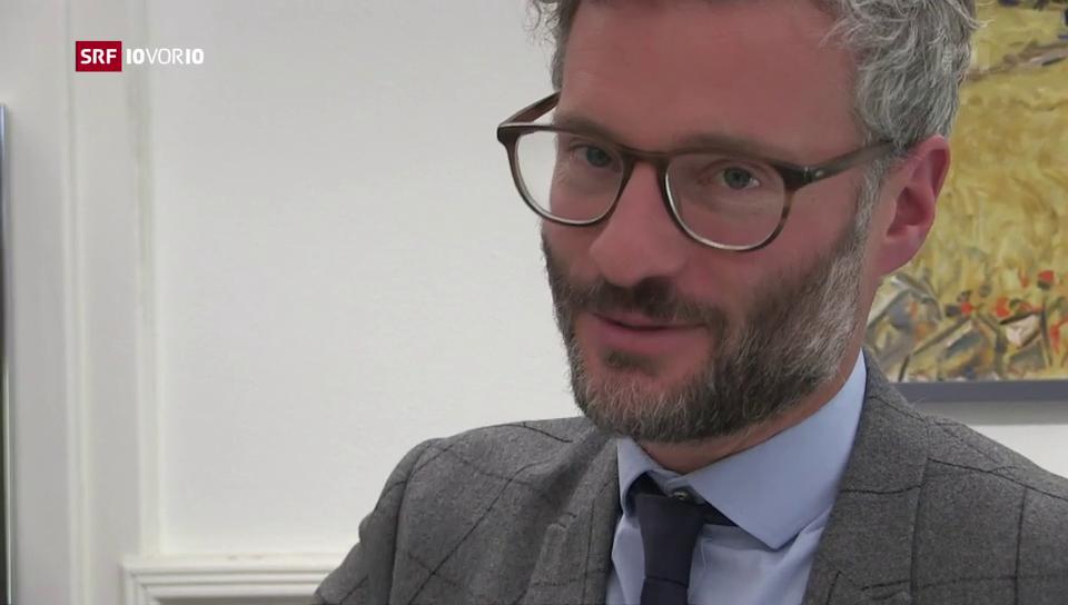 Serie «Die Staatsanwälte» Teil 2 – Hanno Wieser