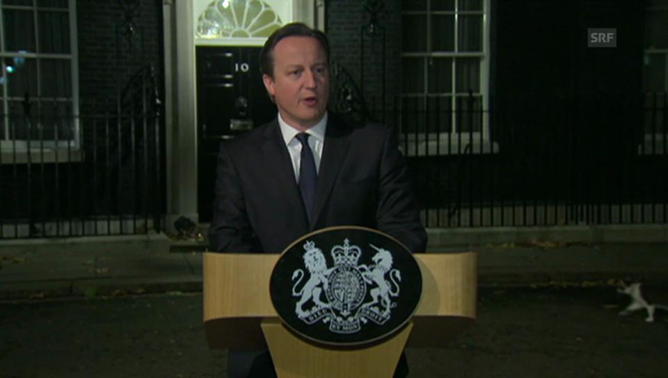 Cameron: «Ein Held aller Zeiten» (engl.)
