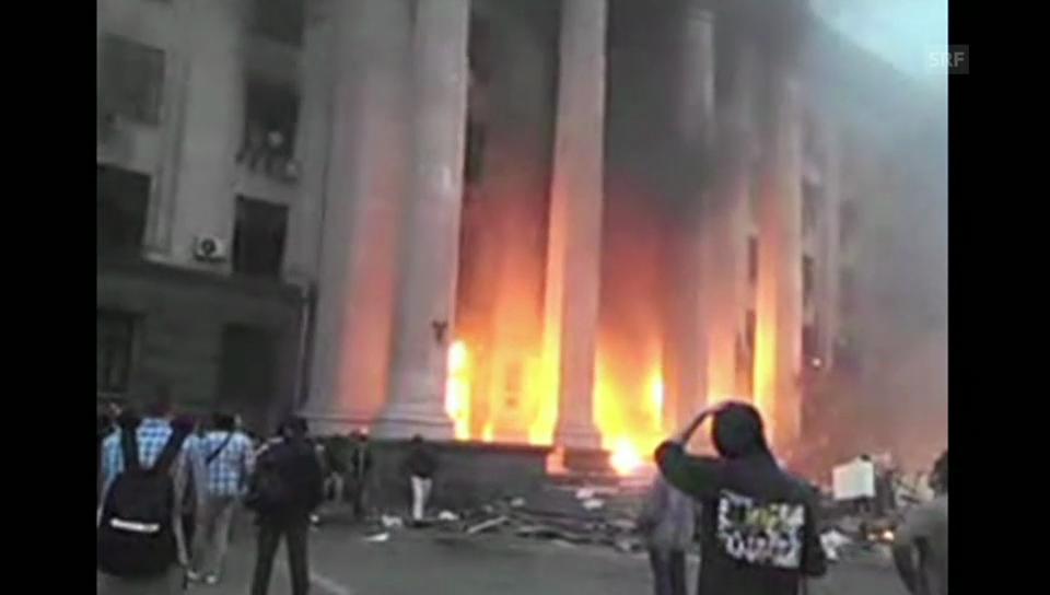 Brandstiftung in Odessa (unkomm.)