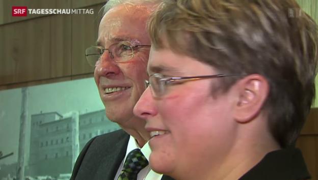 Video «Blochers Tochter kandidiert für den Nationalrat» abspielen