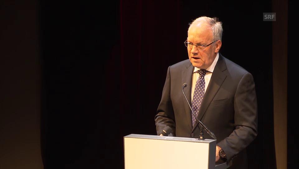Schneider-Ammann eröffnet Innovationspark.