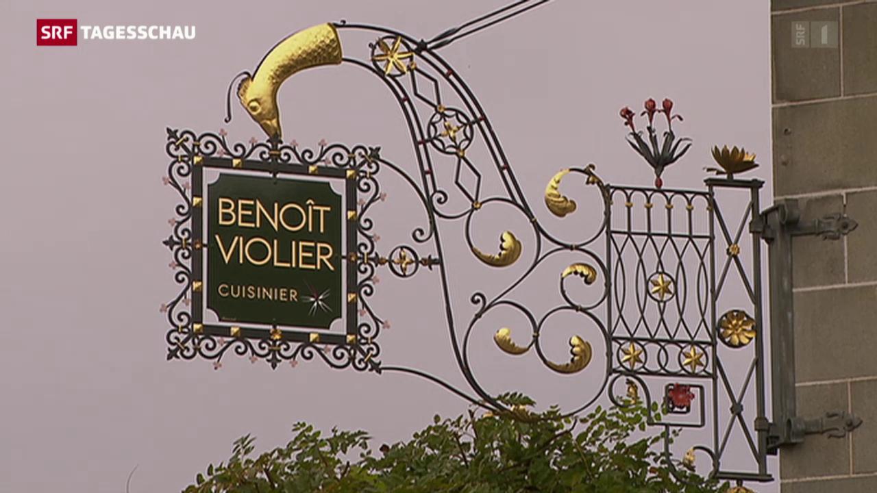 Zum Tod von Starkoch Benoît Violier