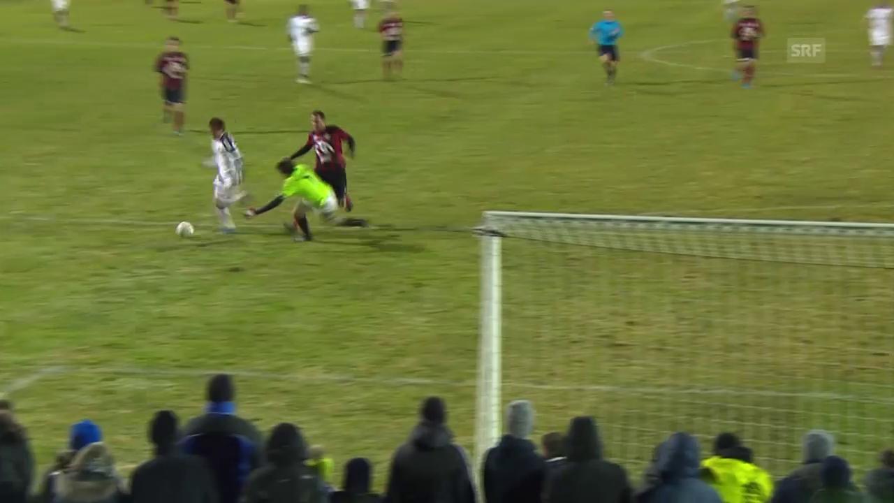 Fussball: Kakitani trifft zum 2:0