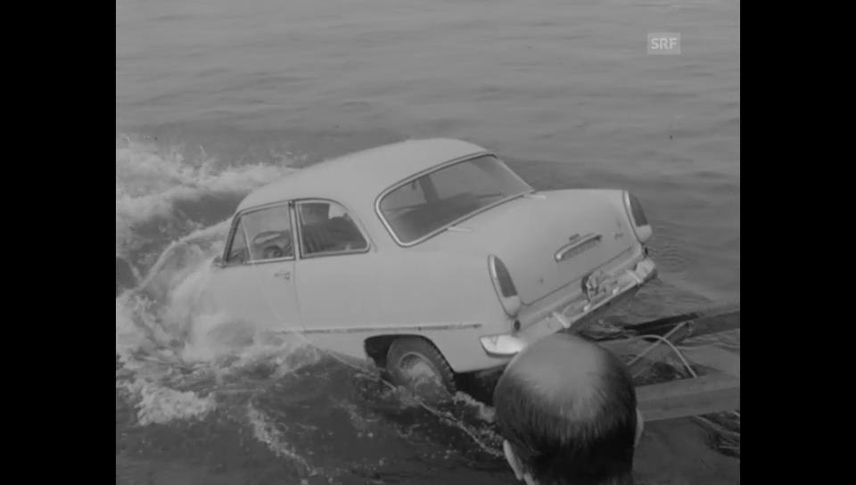 28. August 1967: Seerettungsübung in Rorschach