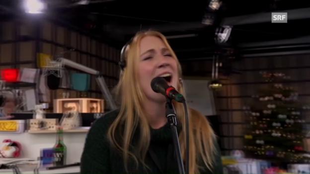 Video «Ira May mit «Ram Pam Pam»» abspielen