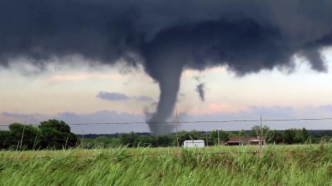Die grössten Naturkatastrophen: Tornados (3/6)