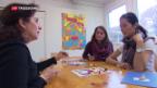 Video «Im Kampf gegen Armut» abspielen