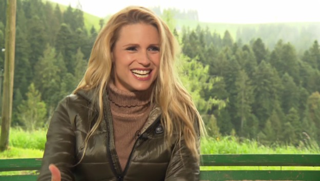 Video «Michelle Hunziker über Matthias Sempach» abspielen