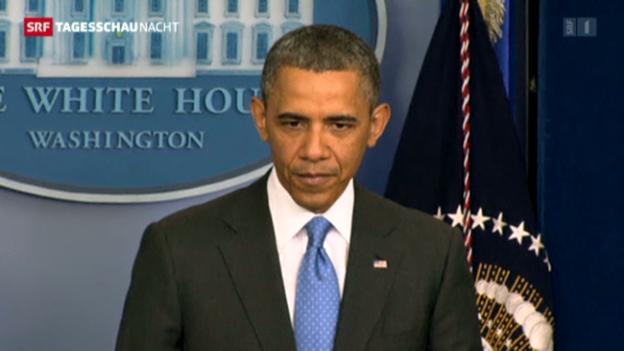 Video «Obama verspricht, Guantánamo zu schliessen» abspielen