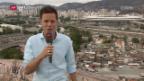 Video «Lukas Studer fasst Rio ins Auge» abspielen