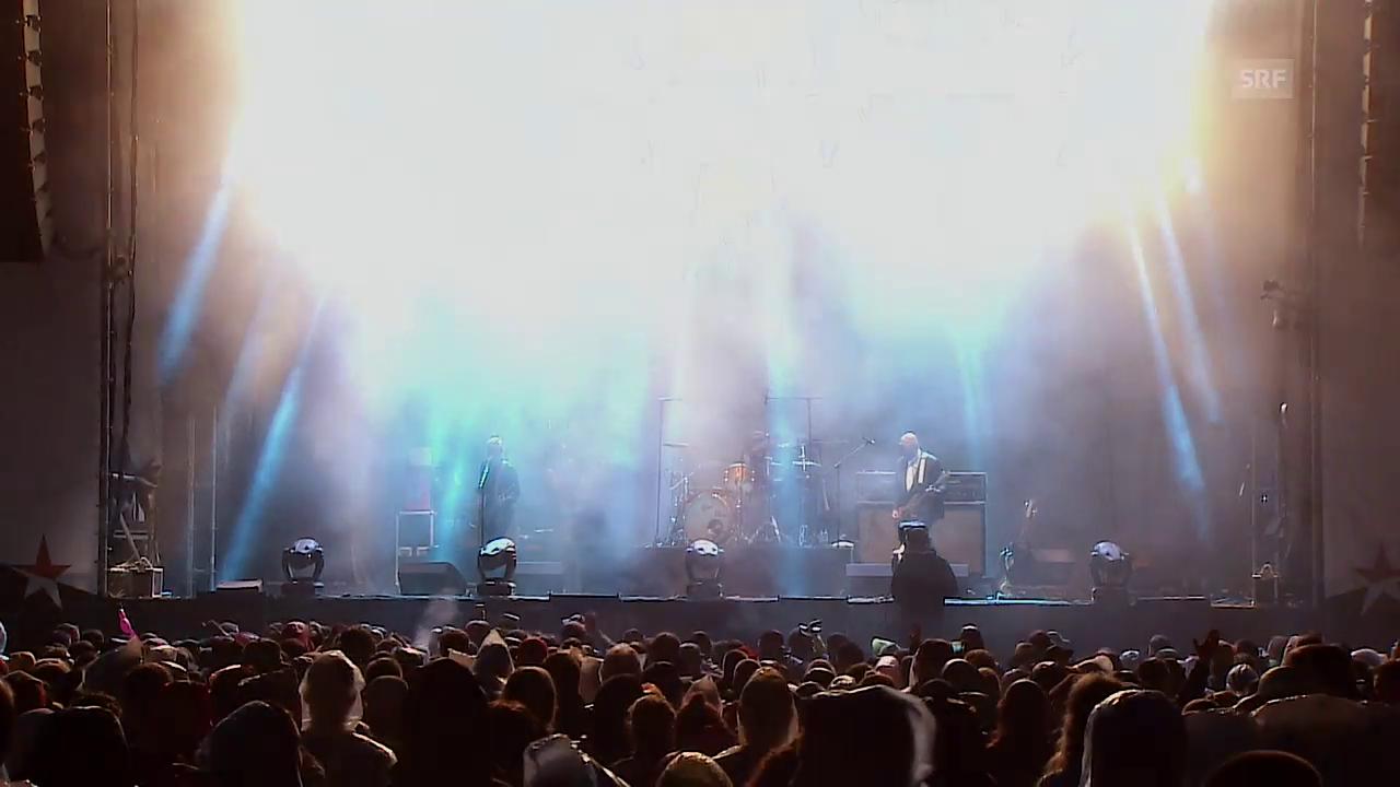 Triggerfinger - «All This Dancin' Around» Open Air Gampel