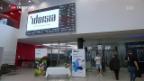 Video «Guter Start für Jean-Claude Clozels neue Firma» abspielen