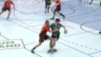 Video «Handball-Drama pur: Thun erzwingt Entscheidungsspiel» abspielen