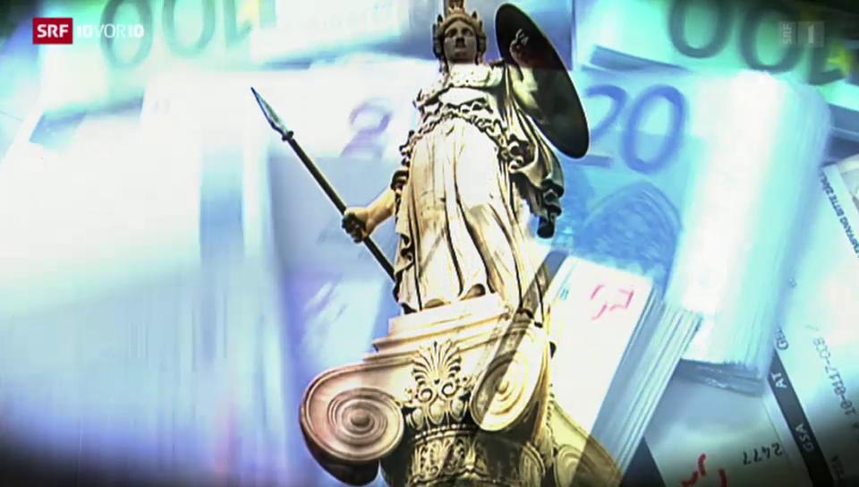 FOKUS: Griechen zahlen keine Steuern