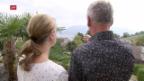 Video «Angehörige der Absturzopfer» abspielen