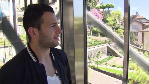 Video «Fussball: Steffen vor Abgang bei YB» abspielen