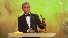 Video «CSSA: Dankesrede Marcel Koller» abspielen
