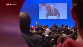 Video «FOKUS: Wie weit ist die SPD von ihrem Weg abgekommen? » abspielen