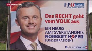 Video «Österreich vor der Stichwahl» abspielen