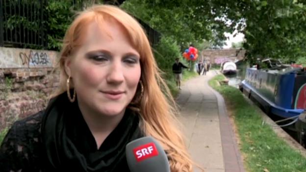 Video «Die grösste Schweizer Stimme: Ira May aus Sissach» abspielen