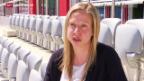 Video «Fussball: Nationalspielerin Caroline Abbé im Porträt» abspielen