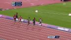 Video «Farahs Olympia-Gold über 5000 m 2012 in London» abspielen