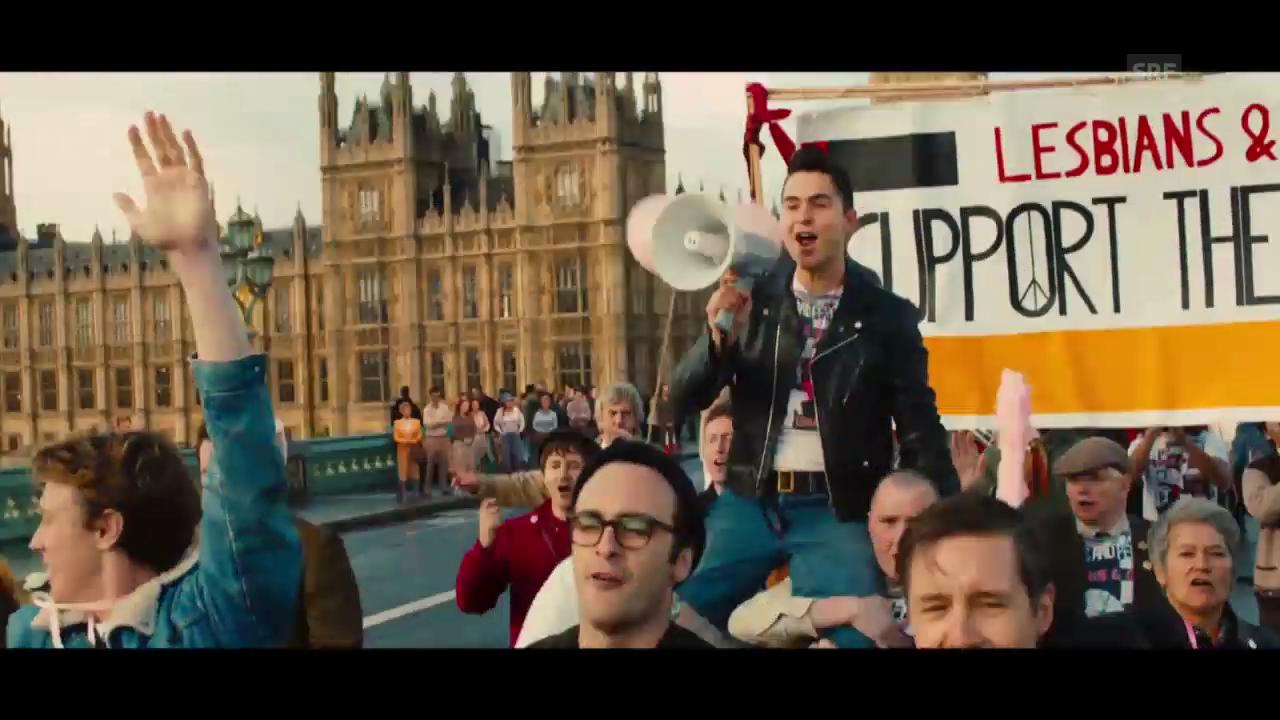 Trailer zu «Pride»