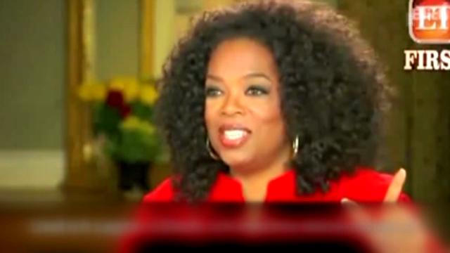Oprah Winfrey über ihr Zürcher Shopping-Erlebnis