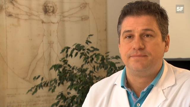 Interview mit Spitaldirektor Dr. Joachim Koppenberg, Ospidal Scuol
