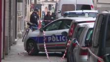 Video «Polizei sperrt die Strasse bei der Zeitung «Libération» (unkomm.)» abspielen