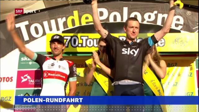 Weening gewinnt Polen-Rundfahrt («sportaktuell»)