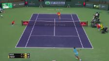 Video «Der vergebene Matchball von Alexander Zverev» abspielen