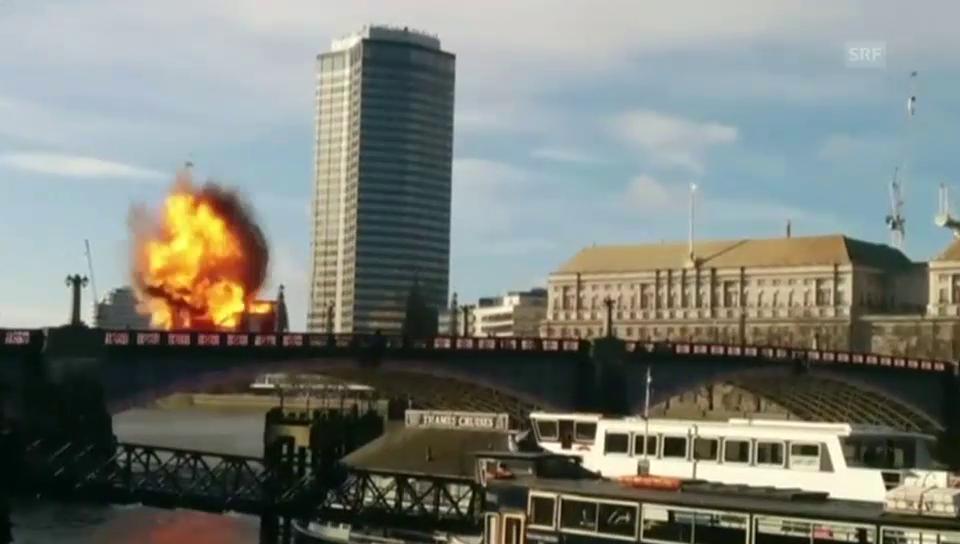Schrecken in London