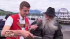 Video «Strassenumfrage: Was halten Sie von Kurt Zurfluh?» abspielen