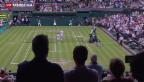 Video «Federer überzeugt erneut» abspielen