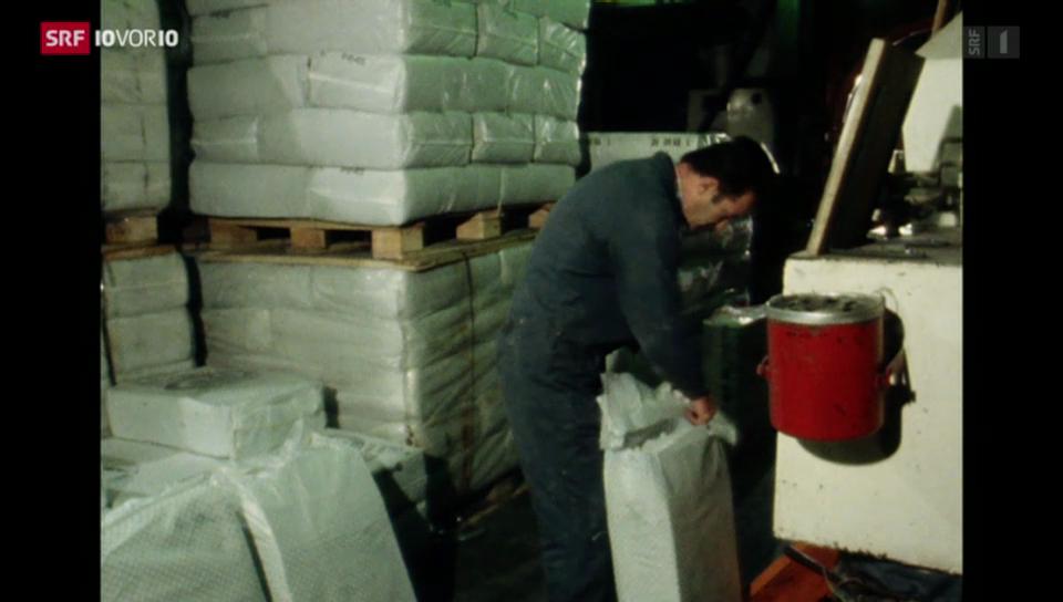 Asbest-Opfer wollen Entschädigung