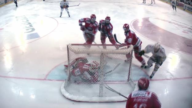 Video «Unfassbare Dramatik im NLB-Final» abspielen