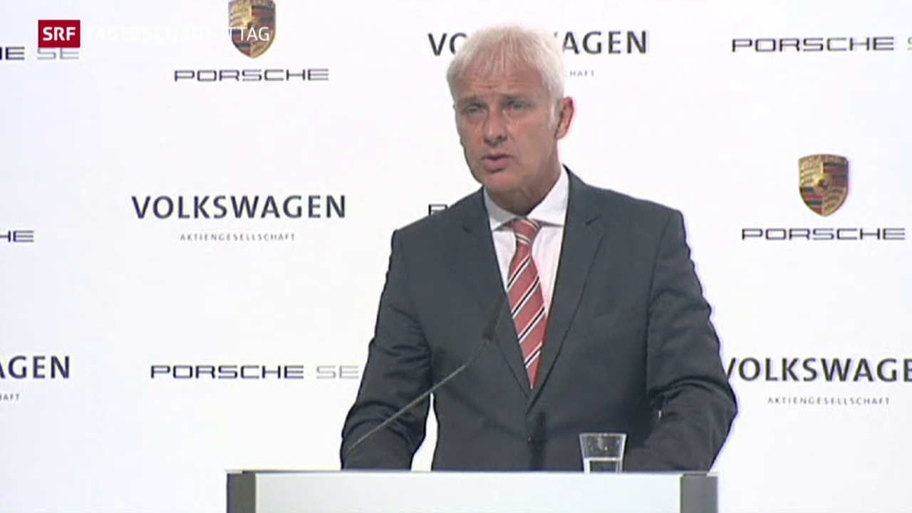 VW vor wichtigem Personalentscheid